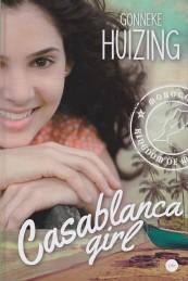 In oktober 2013 ligt mijn nieuwe 14+ boek Casablancagirl in de winkel!