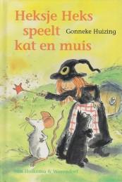 Heksje Heks speelt kat en muis